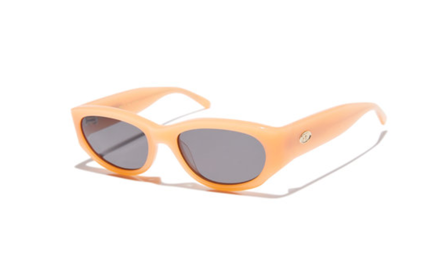 CRAP EYEWEAR The Funk Punk / Bleached Neon Orange