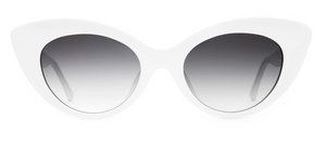 CRAP EYEWEAR The Wild Gift / White Acetate