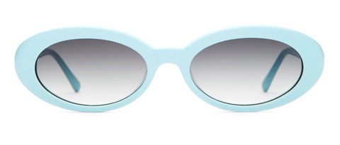 CRAP EYEWEAR The Sweet Leaf / Sky Blue