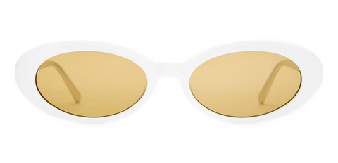 CRAP EYEWEAR The Sweet Leaf / White