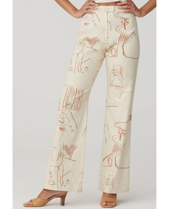 PALOMA WOOL Emilio Pant / Off White