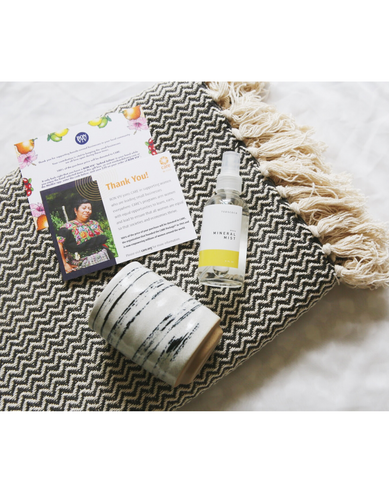 BON V!V Cute & Cozy Kit (100% Proceeds to CARE)