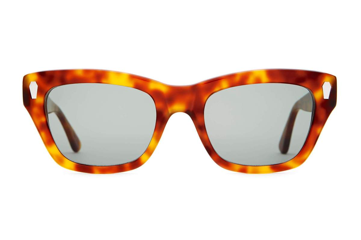 CRAP EYEWEAR The Cosmic Highway / Havana Tortoise