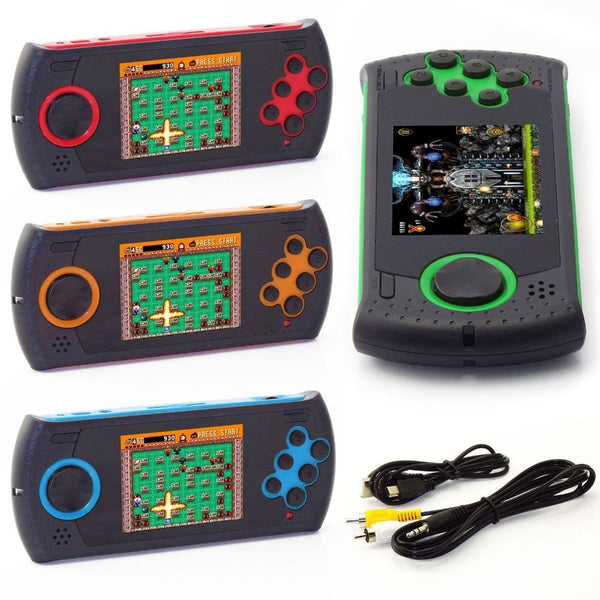Portable Handheld Digital Pocket Console Games