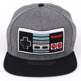 Cool New Adult Letter Retro Baseball Bboy Hip-hop Hats for Men Women 3 Styles