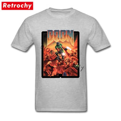 doom Video Game T-shirt