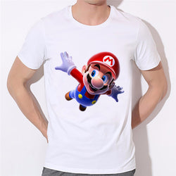 Cool 3D Super Mario Brothers T shirt
