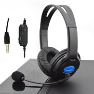 Wired Gaming Headset Headphone With Mic