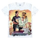 New GTA 5 gamer T shirt