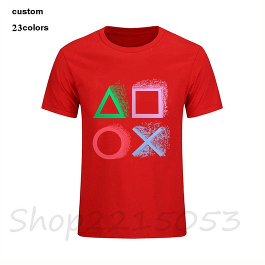 New 2018 Video Game Playstation T-shirt