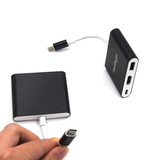 Portable Type-C to HDMI Adapter for Nintendo