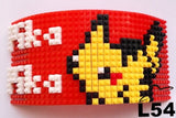 games blocks DIY legos  detachable Men Women Baseball Caps