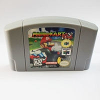 Marioed Kart  English Language USA Version Game Cartridge