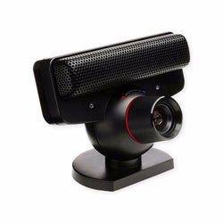USB Move Motion Eye Camera  3 Zoom Lens Gaming Motion Sensor Cam with Microphone for PS3 Games