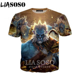LIASOSO New Fashion 3D Sweatshirt