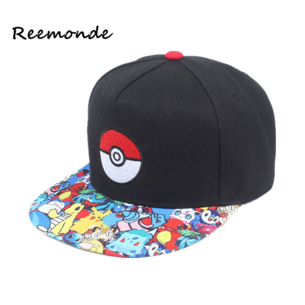 Cosplay Mobile Game Pokemon Go Baseball Cap