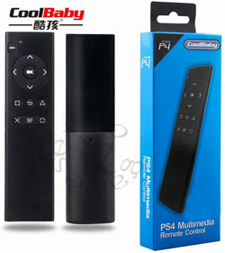 Ultra-thin 2.4G Wireless Multimedia Remote Controller for PS4 Gaming Console/DVD Video Remote Control
