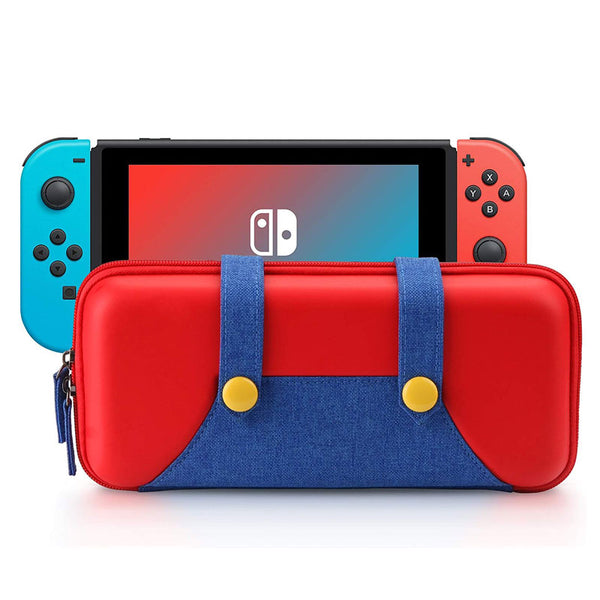 Nintendo Switch Bag Hard Case Zipper Carry Case NS Console Portable Carrying Storage Bag Cover Nintend Switch Accessories