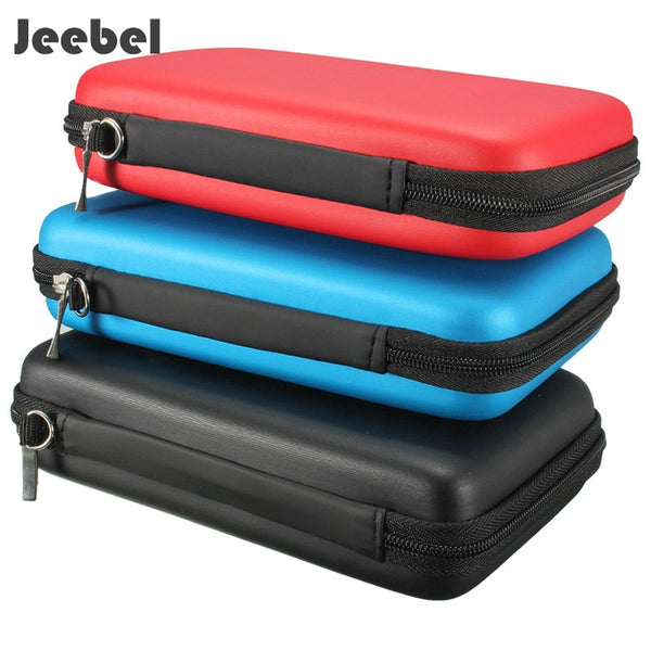 New Jeebel Nintendo 3DS XL Case Hard Carry Case Protective Skin Bag Waterproof