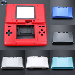 Blue Red Black Green White Silver Full Replacement Housing Case Cover Shell Kit For Nintendo DS For NDS Console