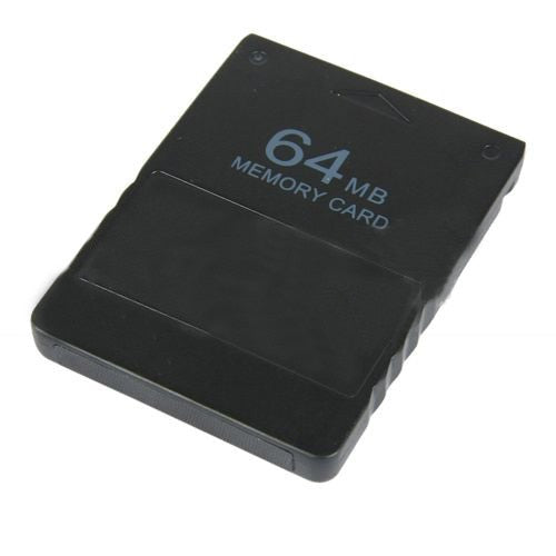 64 MB Storage Space Memory Card  for Sony PS2 Console Video Game