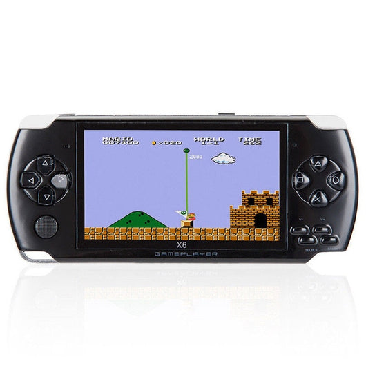 Game Player 4.3 inch screen handheld Game for psp 8GB 32Bit Portable Handheld 10000 Games Built-In Video Game Console Player
