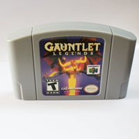 Gauntlet Legends English Language for N64 Video Game Cartridge