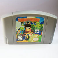 DiDi Kong Racing English Language for Nintendo 64 USA Version Video Game Cartridge