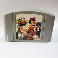 Clay Fighter English Language for Nintendo 64 bit USA Version Video Game Cartridge