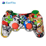 Bluetooth Game Controller with Six Axis and Vibration for PS3