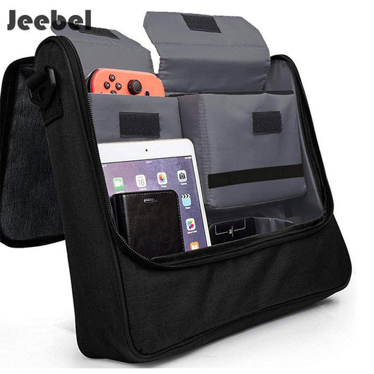 Messenger Bag for Nintendo Switch Portable Protective Case Adjustable Shoulder Bag Travel  Multiple Pockets