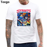 Streets of Rage Video Game Sega Genesis T Shirt