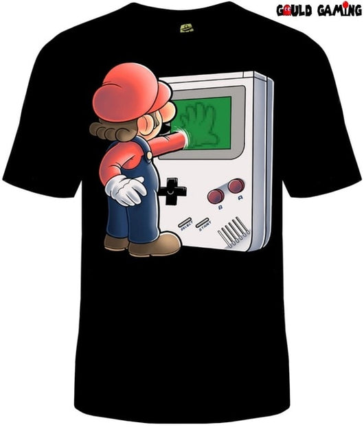 Nin Super Brothers Gameboy T-Shirt