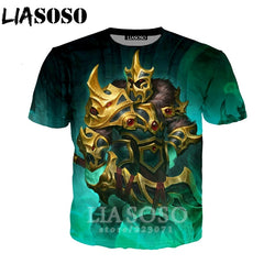 New Fashion video game LIA SOSO 3D Sweatshirt