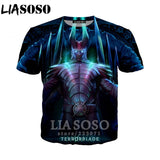 New Fashion LIA SOSO 3D sweat shirt