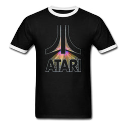 New Popular Atari Classic Video Game Logo  XS-3XL Shirts