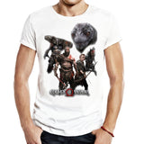 Amazing God of War Gaming T-Shirt