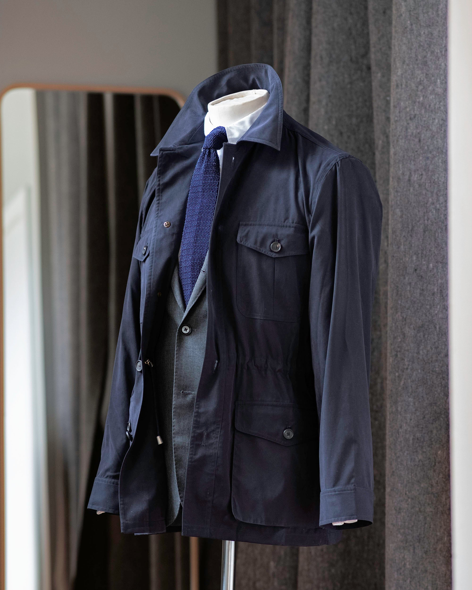Trunk Blandford Field Jacket