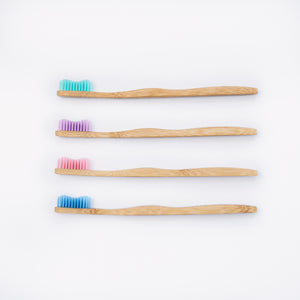 How to care for a bamboo toothbrush?