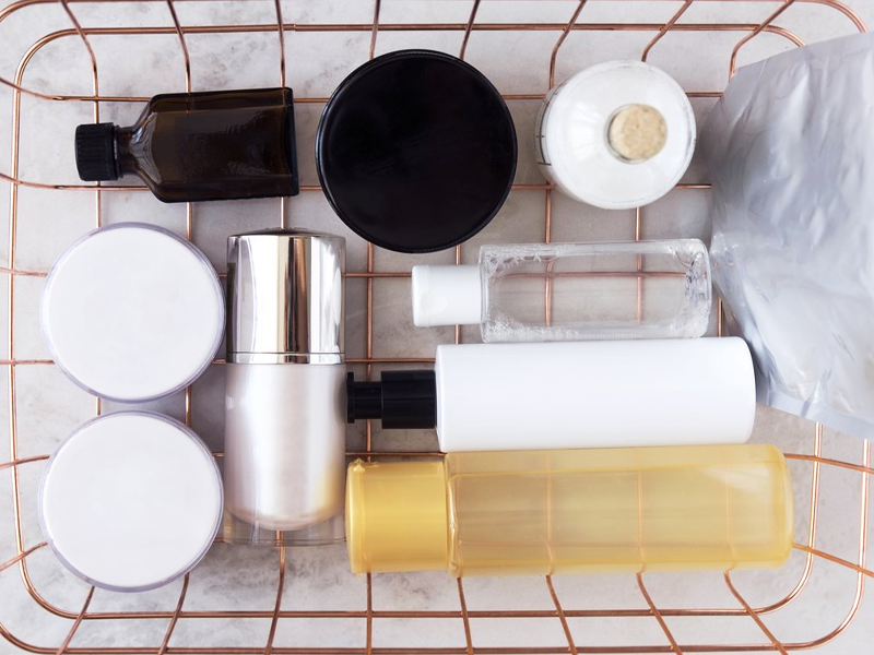 8 Steps to Clean Up Your Beauty Collection