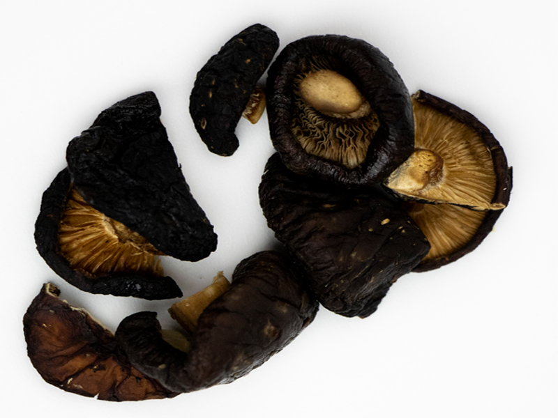 The 8 medicinal powers of the Shiitake Mushroom