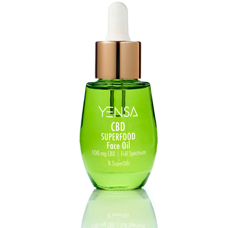 CBD Superfood Face Oil