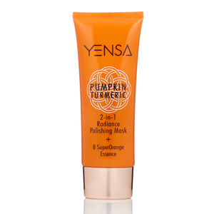PUMPKIN TURMERIC 2-in-1 Radiance Polishing Mask