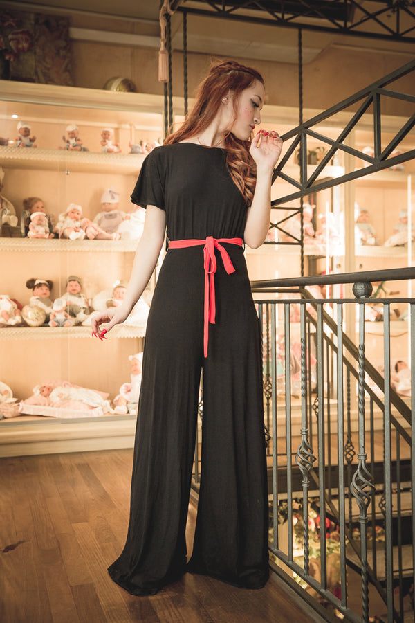 MARY - Jumpsuit palazzo