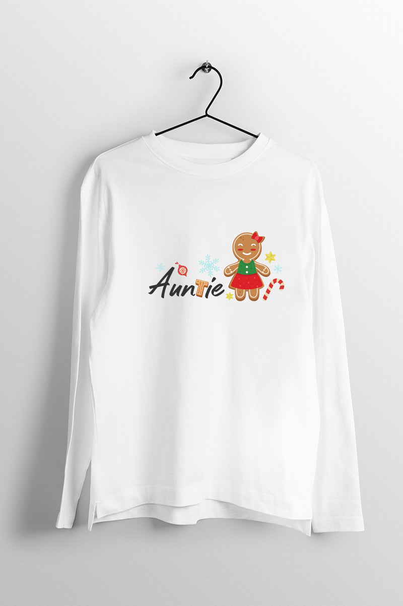 T-shirt basic adulto (manica lunga)