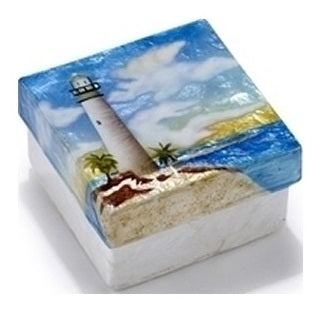 Lighthouse Small Trinket Box (1786)