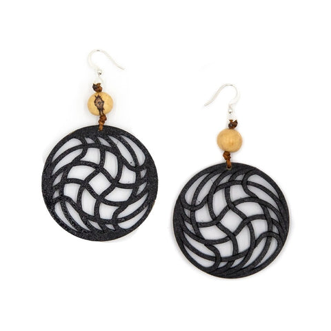 Cotocachi Circle Earrings (1E003)