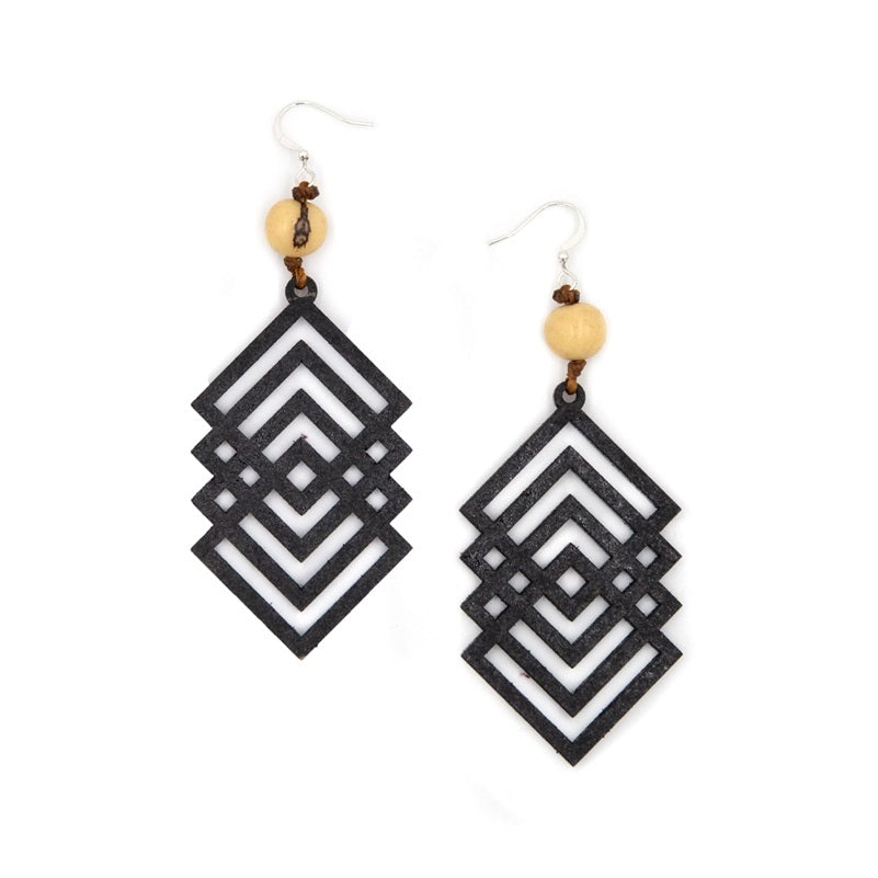 Cotocachi Diamond Earrings (1E003)