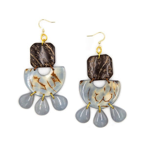 Lila Earrings (1E032)