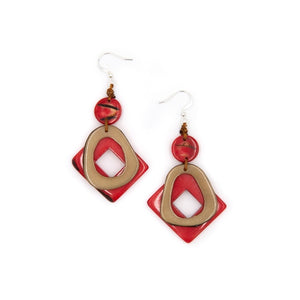 Janet Earrings (1E166)